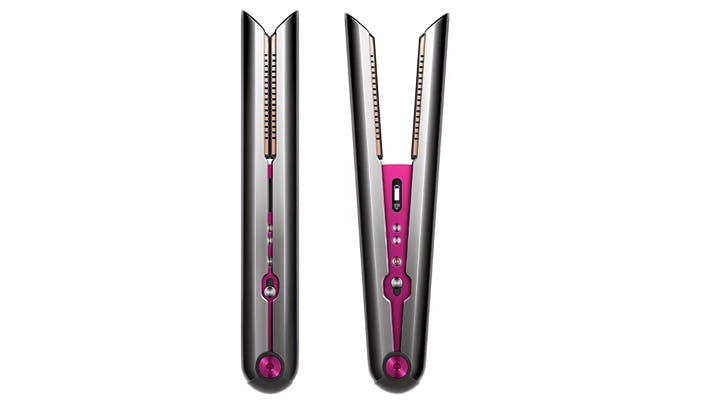 Dyson Just Unveiled Its Latest Product: a Hair Straightener