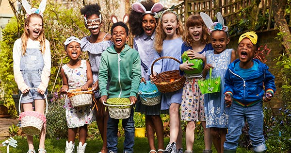 30 Easter Games for Kids That Will Keep the Whole Family Entertained