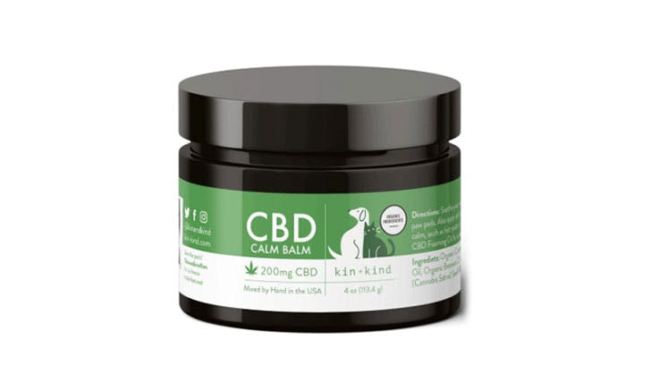 gifts for dog lovers CBD balm