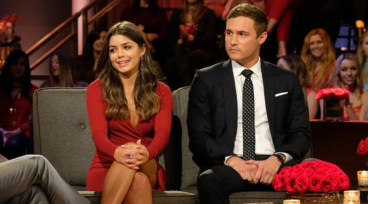 Hannah Ann Implies Bachelor Peter Weber Wasn't Fully Over Hannah Brown