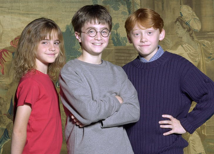 harry potter cast.c