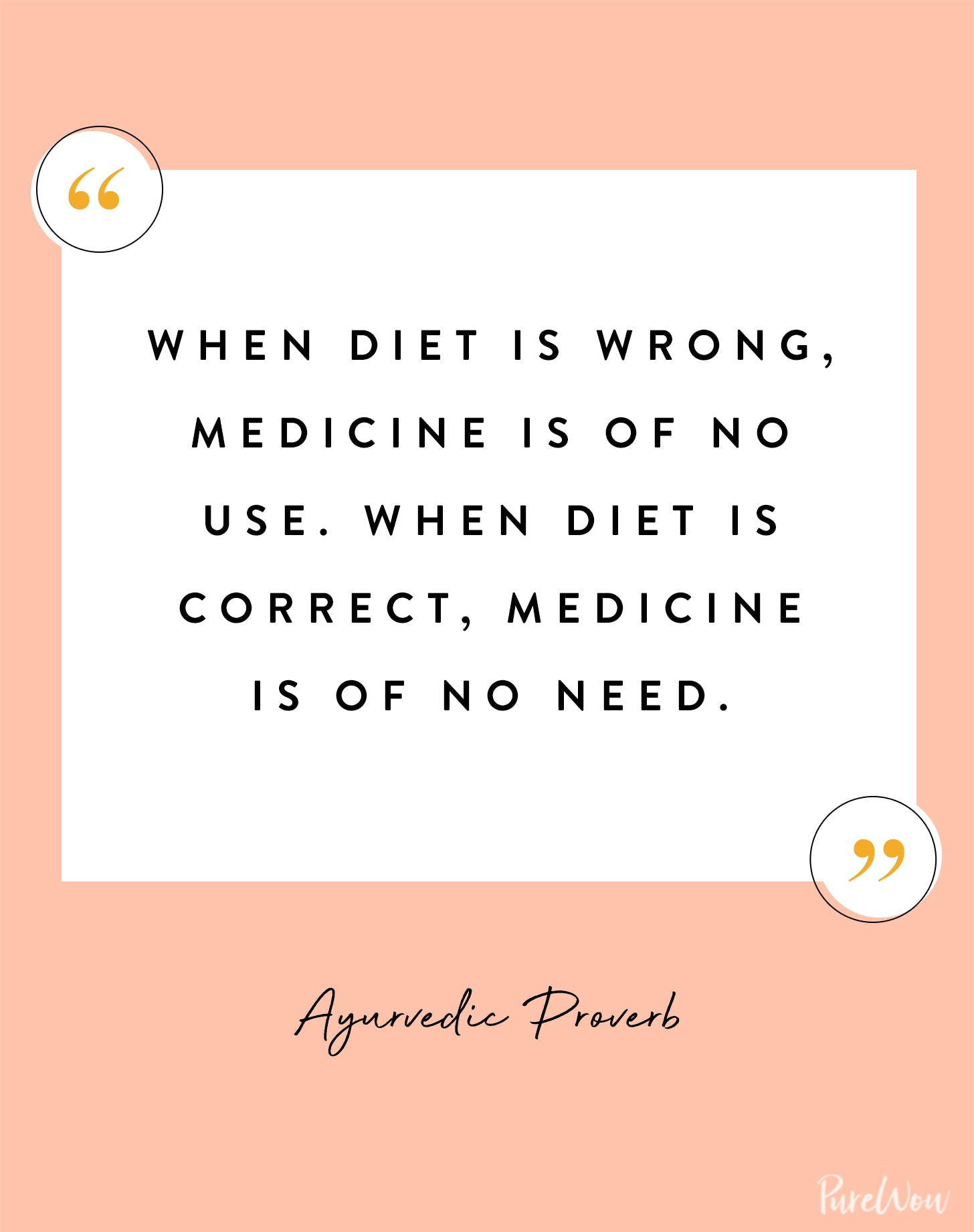 9 Inspirational Healthy Eating Quotes Purewow
