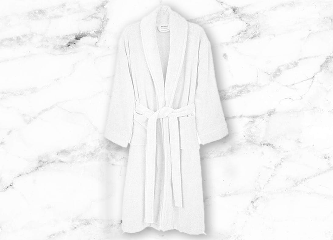 hotel robe