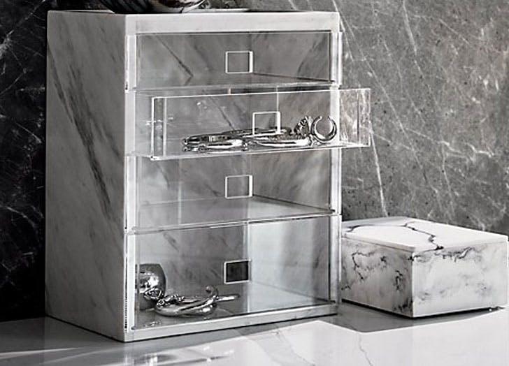 jewelry storage ideas cat