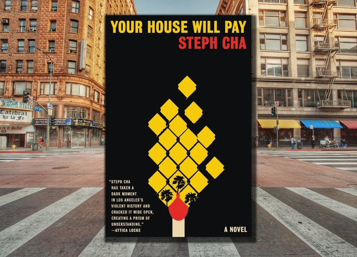 los angeles books your house will pay