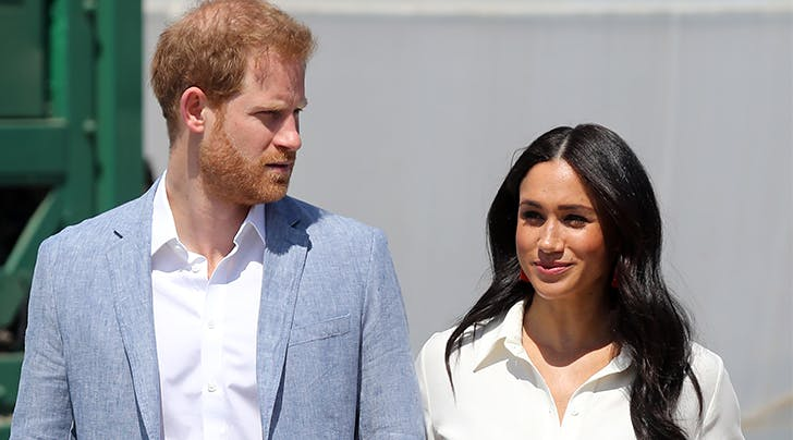Meghan Markle & Prince Harry Have Picked Up & Moved to Los Angeles, According to Report