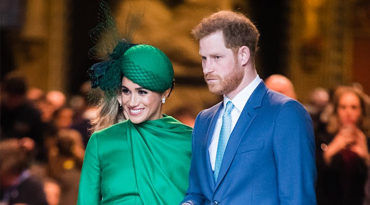 As of Today, Buckingham Palace Will No Longer Comment on Meghan Markle, Prince Harry or Baby Archie