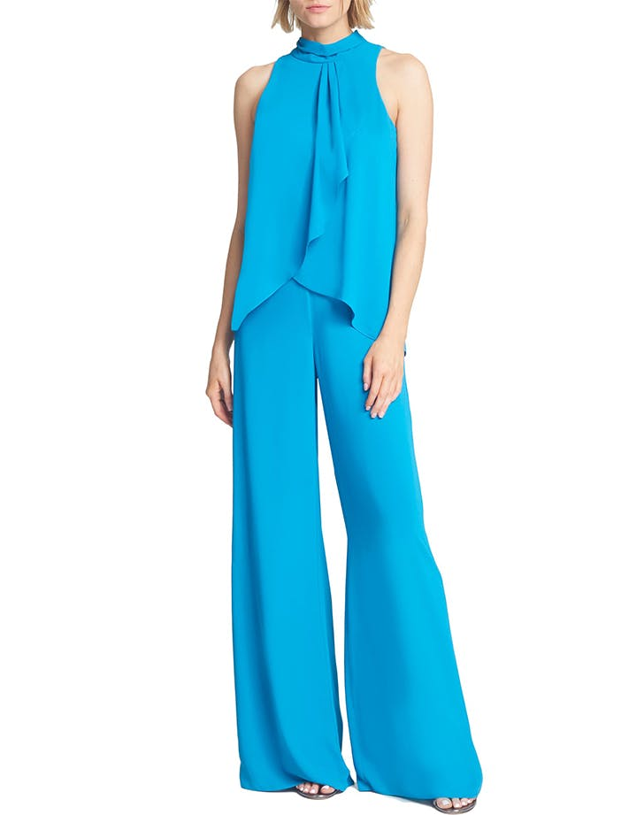 meghan markle blue jumpsuit full