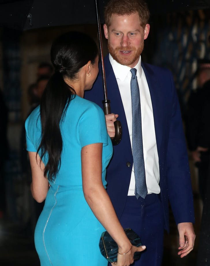 meghan markle hair endeavour fund awards 2020