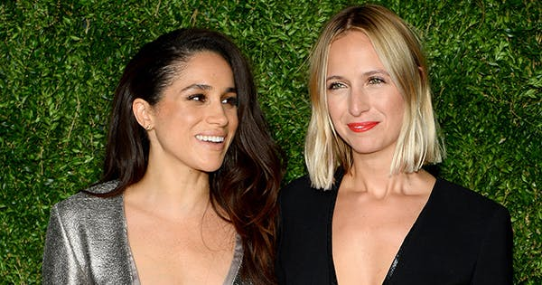 Meghan Markle's Best Friend Misha Nonoo Welcomed a Baby Boy ( Archie's Newest Playmate)