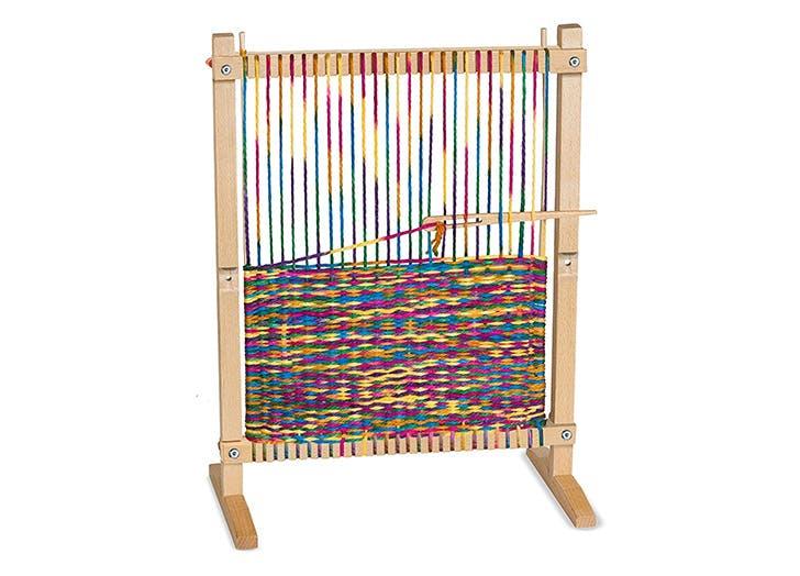 multi craft weaving loom