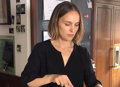 Porno natalie portman Natalie Portman