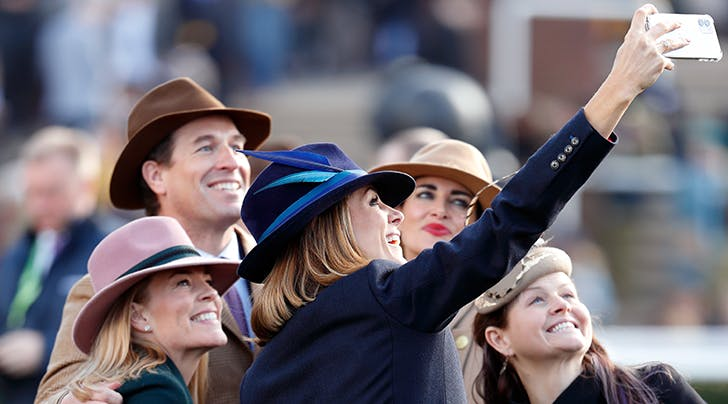 Thanks to Princess Anne's Son, We Now Know Not All Royals Have to Abide by the No-Selfie Rule