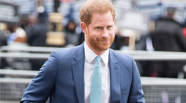 Prince Harry's Next Planned U.K. Outing, the London Marathon, Has Been Postponed