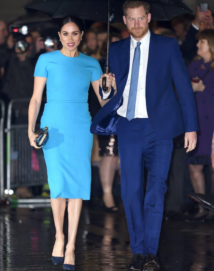 prince harry meghan markle endeavour fund awards