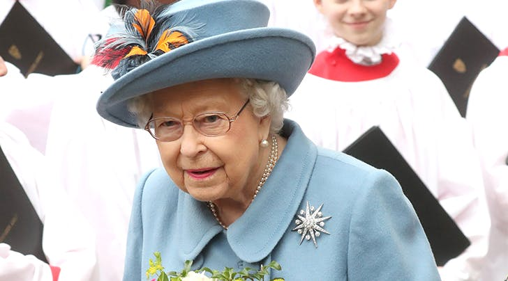 Queen Elizabeth Will Deliver a Rare Televised Address to the Public this Sunday