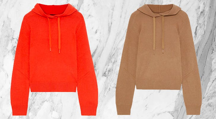 Before Buying Another Hoodie, Consider Treating Yourself to This Cashmere Sweatshirt