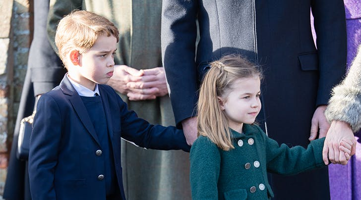 Prince George & Princess Charlotte's School Has Now Moved to 'Remote Learning'