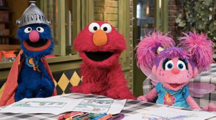 Sesame Street Is Offering Over 100 Ebooks Free for Children and Parents