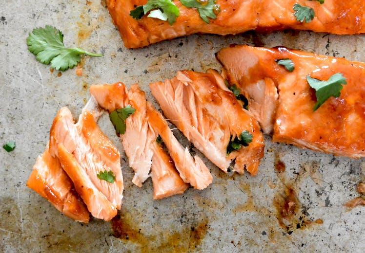sous vide recipes   salmon