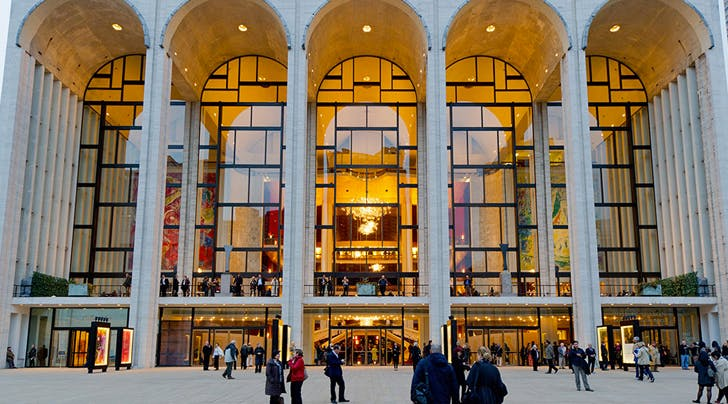 You Can Now Watch the Metropolitan Opera Online for Free