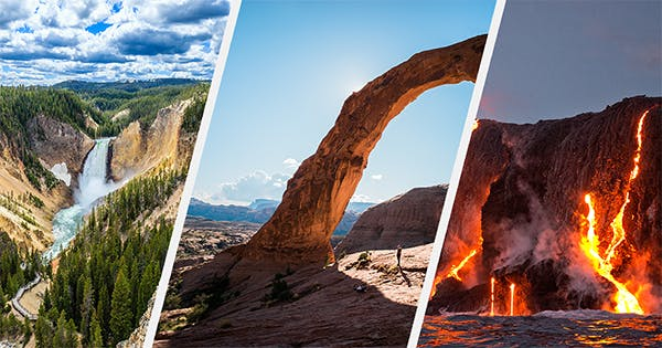 The 7 Prettiest National Parks You Can Tour Virtually From the Comfort of Your Home