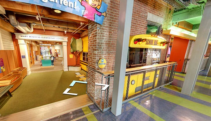 virtual musuem tours for kids bostons childrens museum