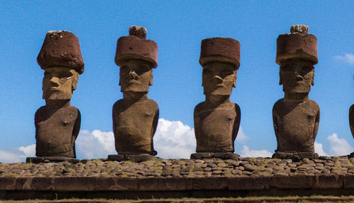 virtual musuem tours for kids easter island