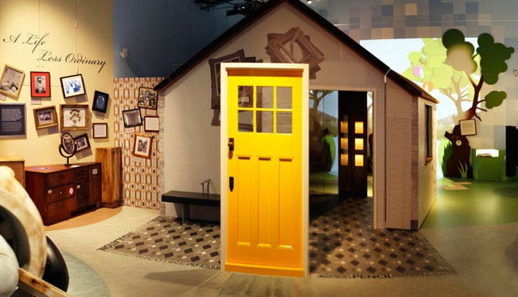 virtual musuem tours for kids roald dahl museum
