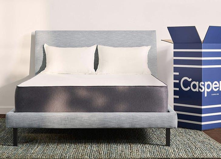 what is a hybrid mattress casper