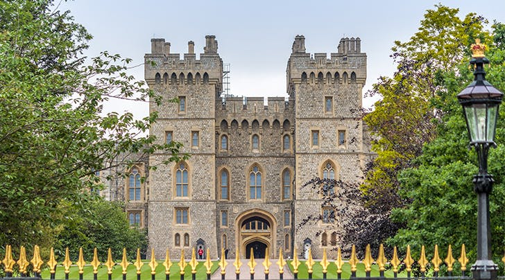 You Can Now Take a Virtual Tour of Windsor Castle (and See How the Royal Fam Really Lives)