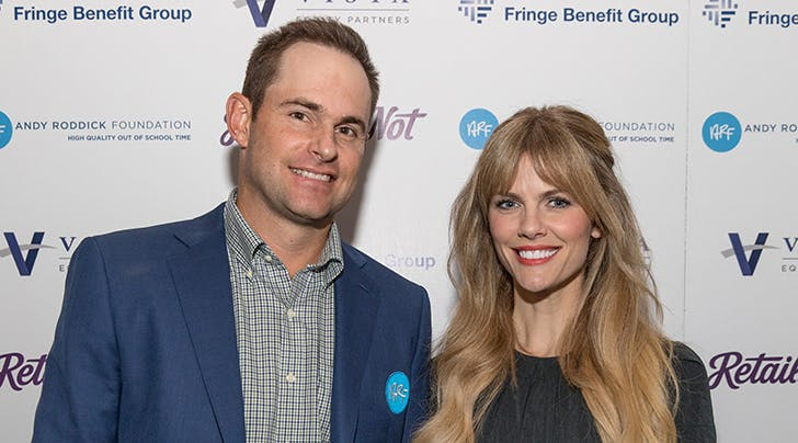 How Brooklyn Decker & Husband Andy Roddick's Relationship Changed After Their Second Child Was Born