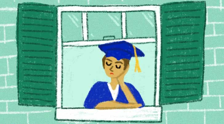 How to Help Kids Cope with Canceled Graduation - PureWow