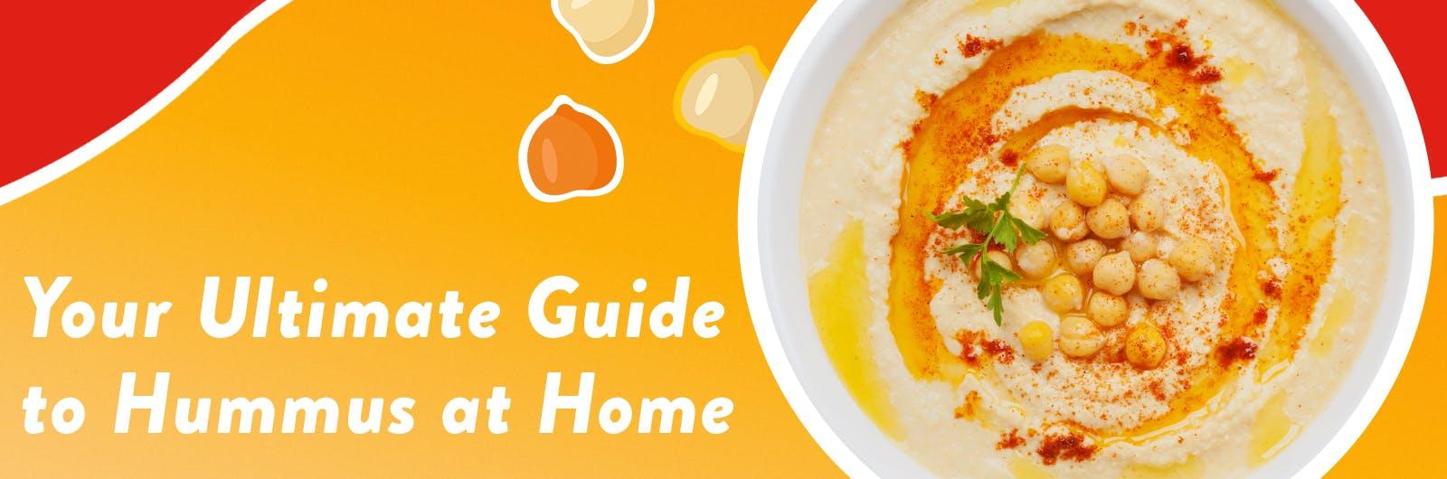 Sabra Easy Hummus Recipes Guide Header Image Desktop2