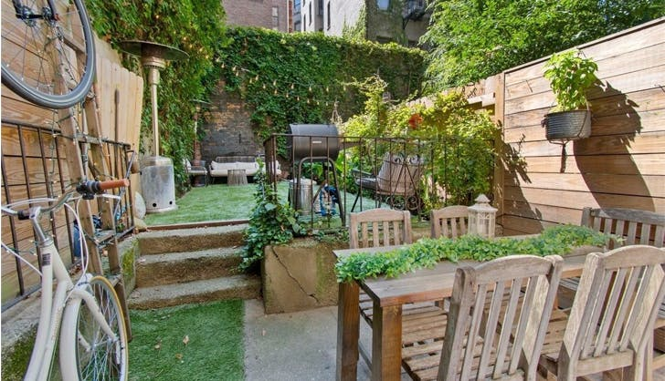 The Studio with Its Own Secret Garden