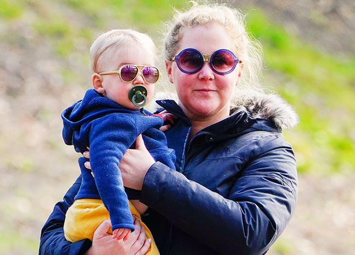 Amy Schumer Changed Her Son's Name for a Totally Unexpected Reason