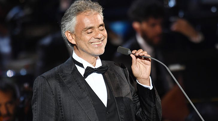 Andrea Bocelli Will Livestream a Special Easter Concert from the Duomo Cathedral