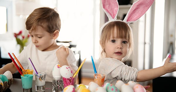 Everything You Need to Celebrate Easter At Home