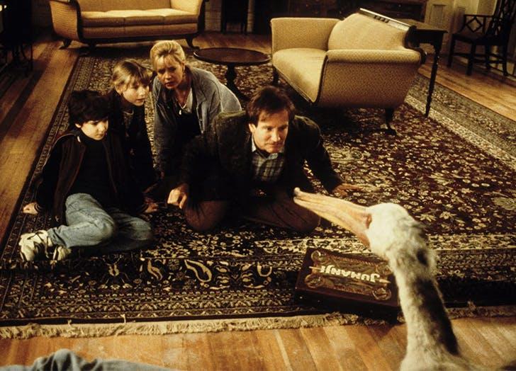 best family movies on amazon prime jumanji