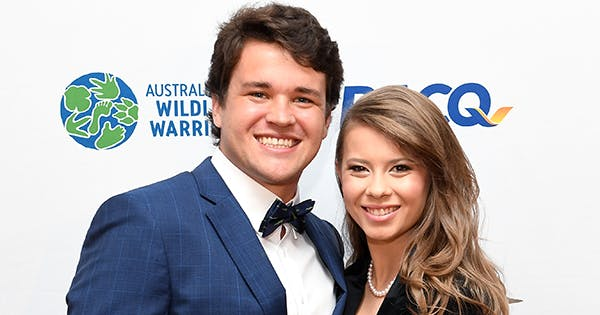 Bindi Irwin Explains the Hidden Meaning Behind Her Wedding Dress Cake