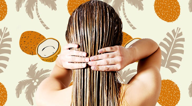 Hair on the Fritz? Try One of these 9 Coconut Oil Mask Recipes