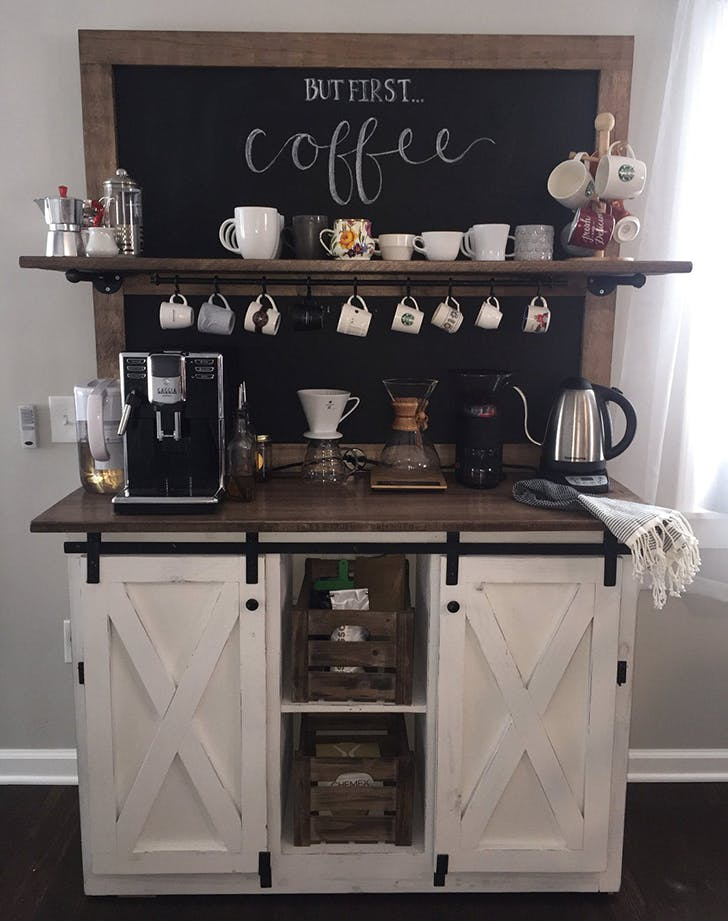 coffee station ideas coffee house