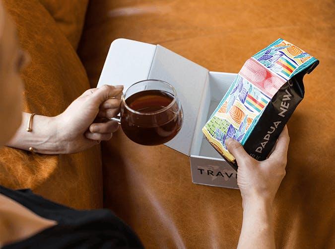 coffee subscription box   atlas coffee club