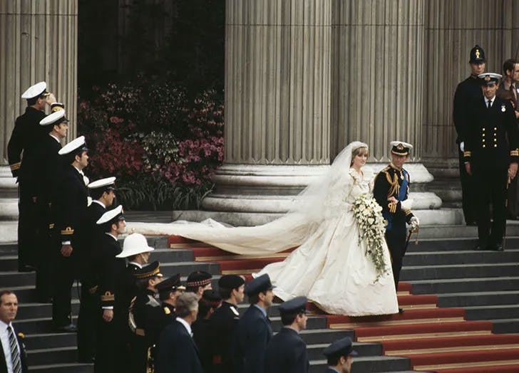 Princess Diana Had a Secret Wedding Registry—and You Needed a Secret Code to See What Was on It