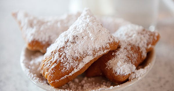 Disney Just Shared the Recipe for Their Theme Park Mickey Mouse Beignets