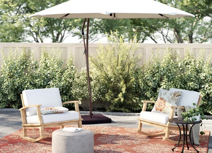 14 Easy Backyard Ideas To Prep Your Space For Summer Purewow