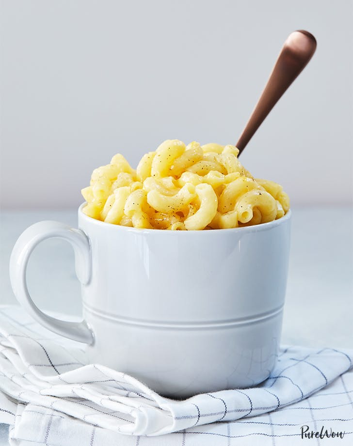 easy dinners for one 10 minute mac and cheese mug recipe
