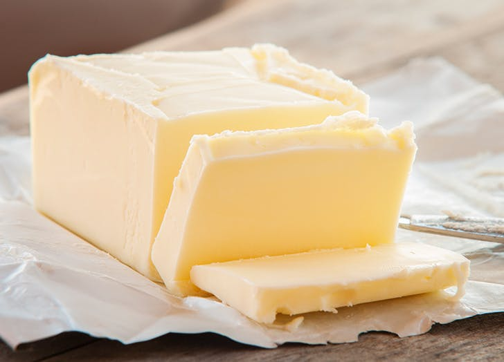foods you shouldnt refrigerate butter