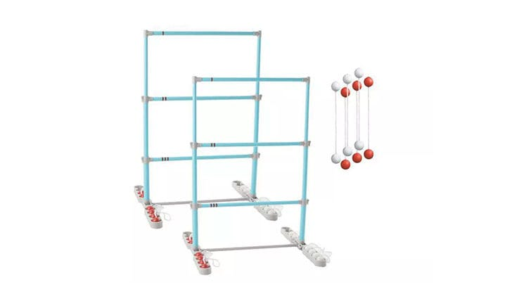 franklin sports family ladderball set