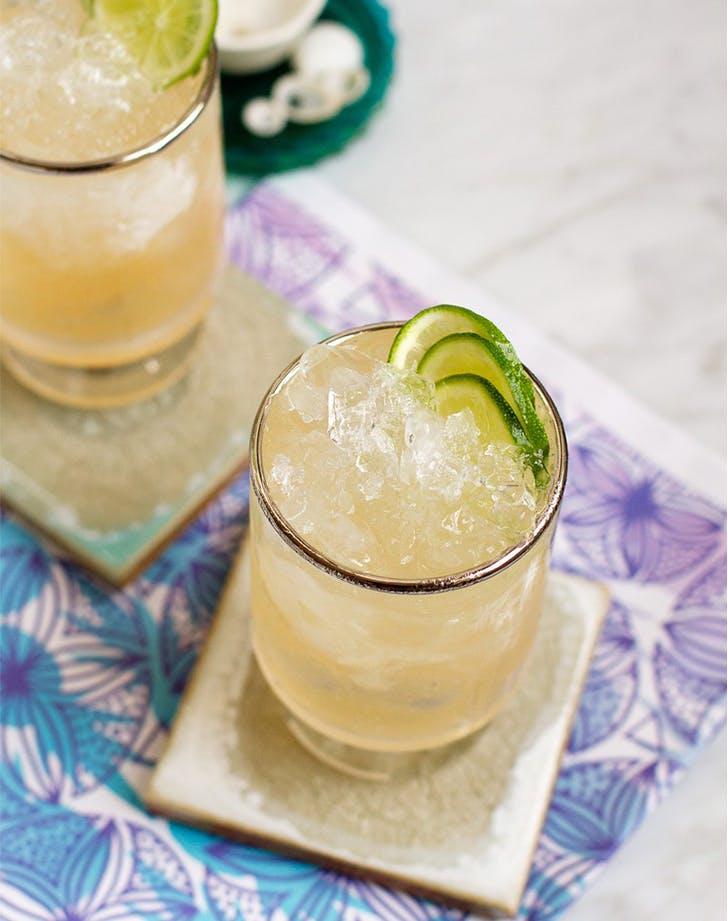 guava mezcal mule recipe